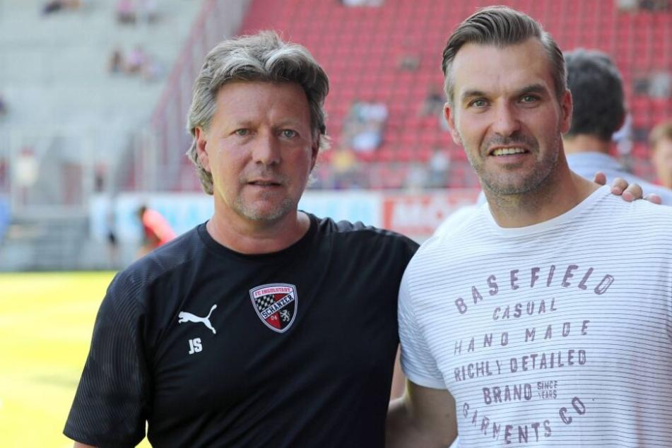 Beim FC Ingolstadt ist das Duo wieder vereint.