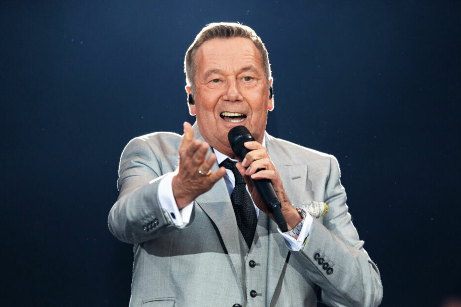 Roland Kaiser sang auch in der Fernsehshow (Symbolbild).