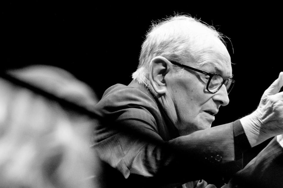 """""""Spiel mir das Lied vom Tod"""": Filmmusik-Komponist Ennio Morricone verstorben"""