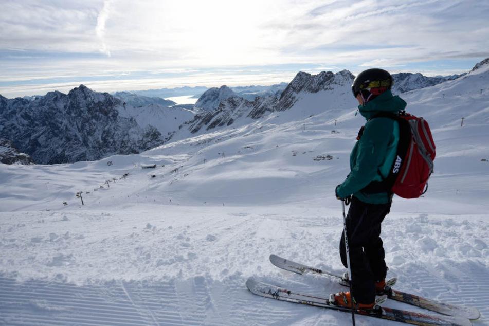 Wintersport-Fans müssen sich noch etwas gedulden. (Archiv)