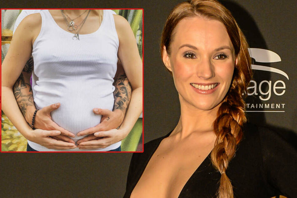 """Ex-Bachelorette Anna Hofbauer bestätigt auf Instagram: """"Wir bekommen ein Baby!"""""""