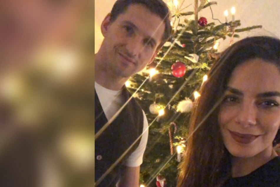 Letztes Fest zu zweit: René Adler und Lilli senden süße Weihnachtsgrüße
