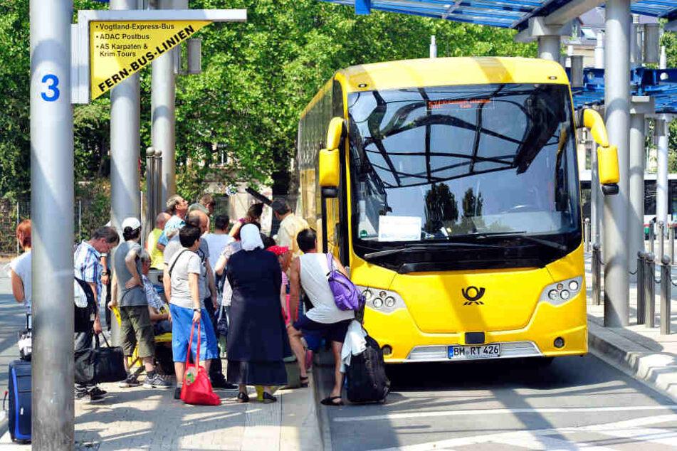 Nur wenige Fernbus-Stationen seien kundenfreundlich, so der ADAC (Symbolbild).