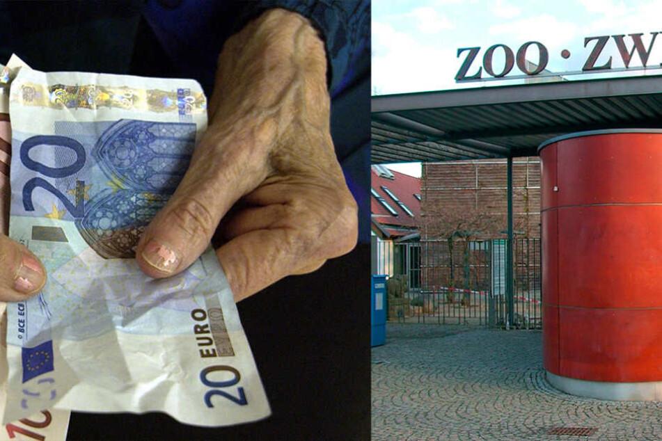 Riesen-Überraschung! Seniorin spendet sechsstelligen Betrag an Sachsen-Zoo