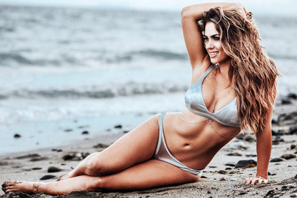 Sie verdreht ab Mittwoch 20 Männern den Kopf: Bachelorette Jessica Paszka (27).