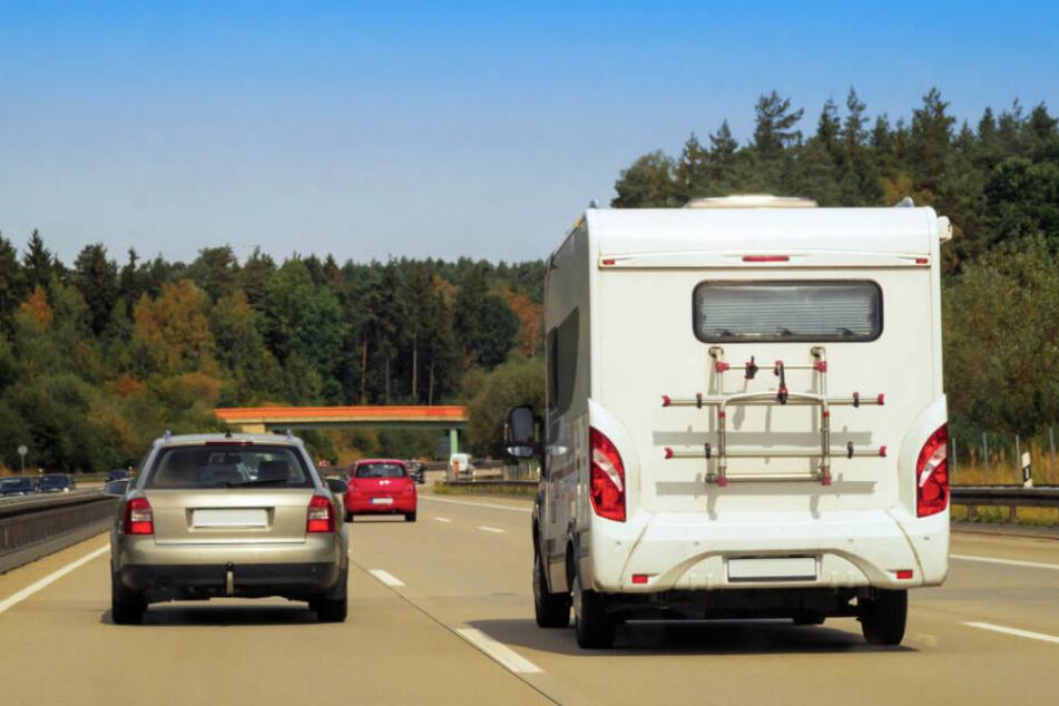Die Autobahnen in NRW waren zu Ferienbeginn frei. (Symbolbild)