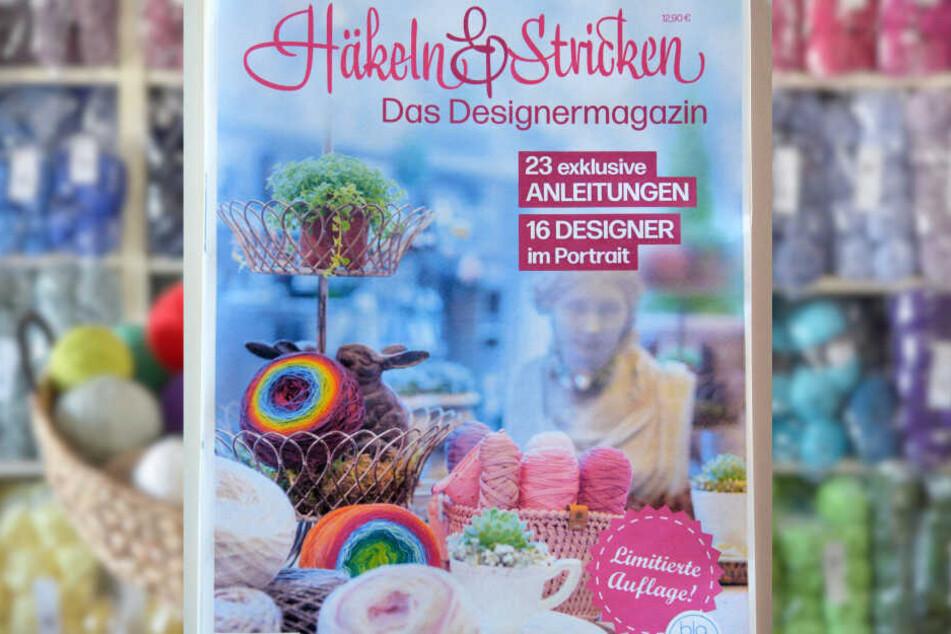Das Magazin erscheint einmalig und in limitierter Auflage von 2.500 Stück.