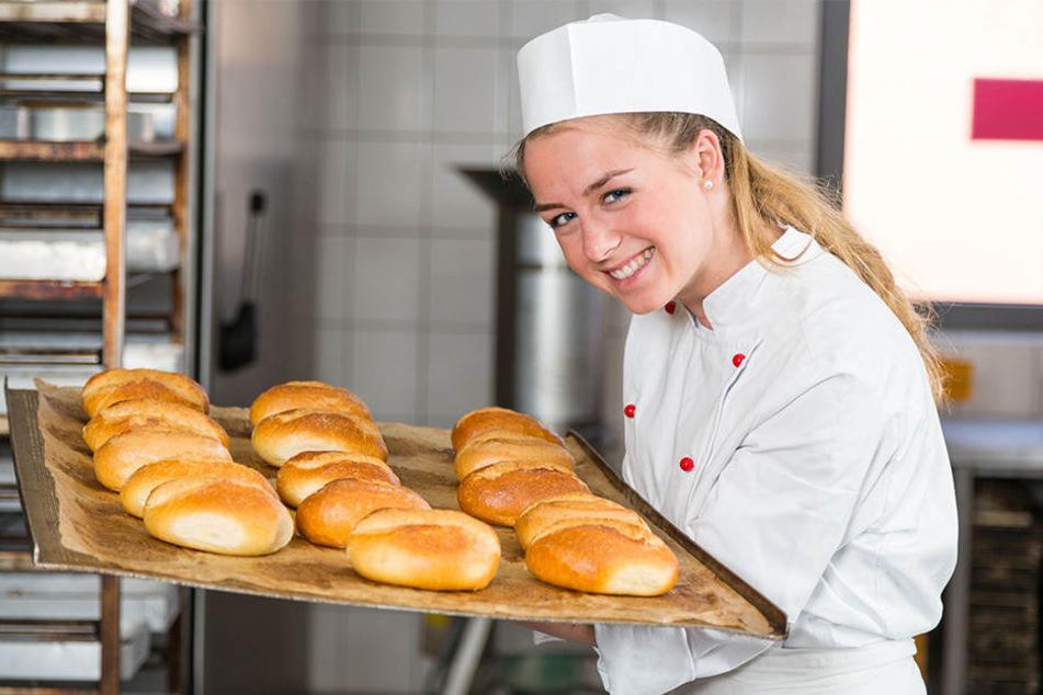 Gutes Handwerk will gelernt sein. Aber wer es kann, bewahrt nicht nur eine Tradition, sondern trägt - wie die sächsischen Bäcker - erheblich zum Steueraufkommen bei.