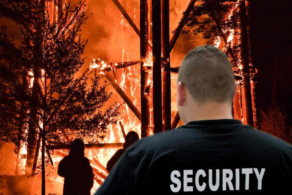 Weiterhin ist die Ursache des Brandes noch nicht geklärt.