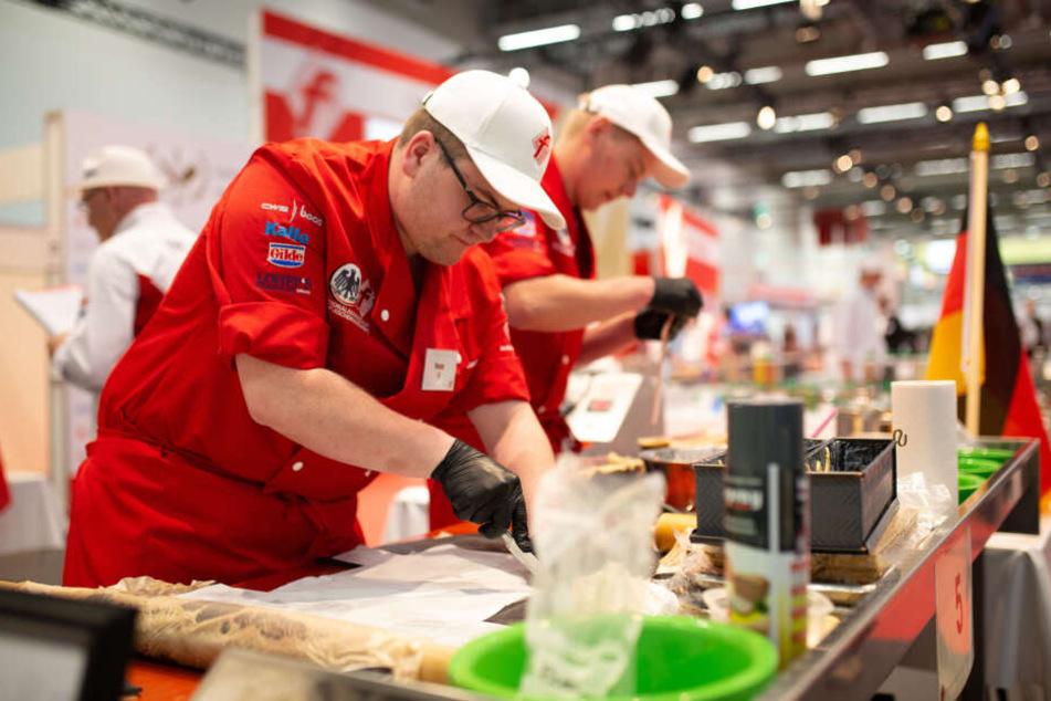 Der Fleischer-Nachwuchs zeigt bei internationalen Wettbewerben sein Können.