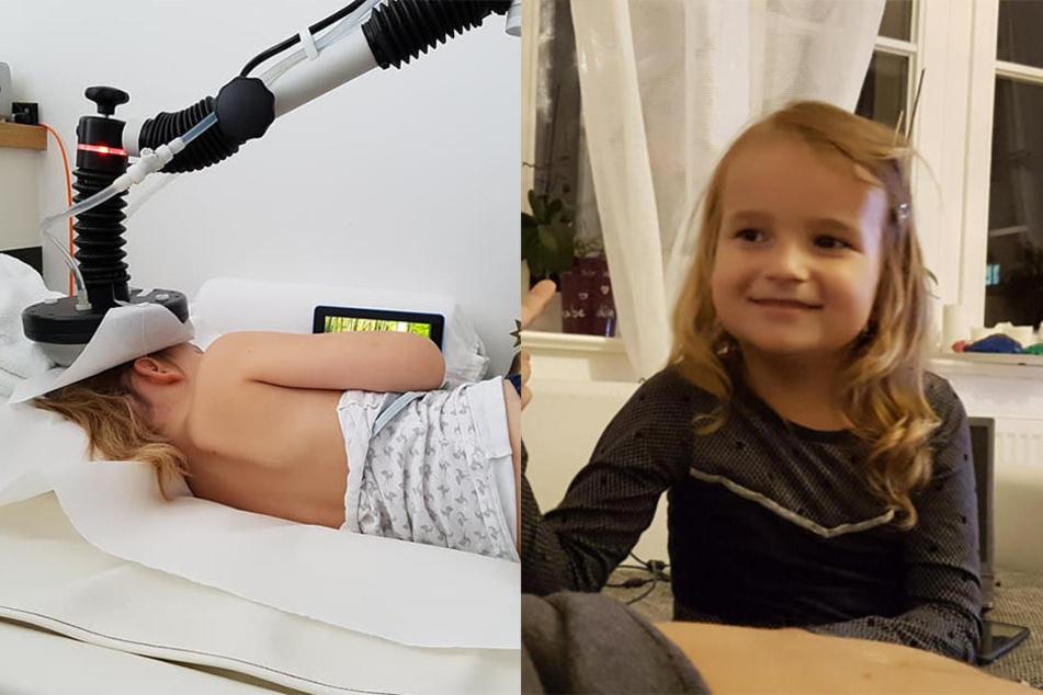 Krebskranke Mila: Die Chemotherapie muss warten