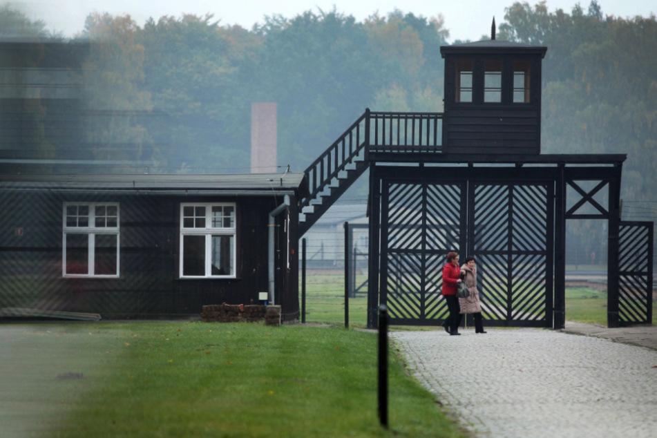 An das KZ Stutthof erinnert ein Museum. (Archivbild)