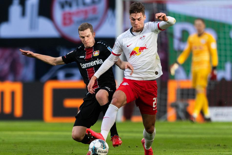 Und Patrik Schick soll - geht es nach Sportdirektor Krösche - am besten auch weiter für die Leipziger kicken.