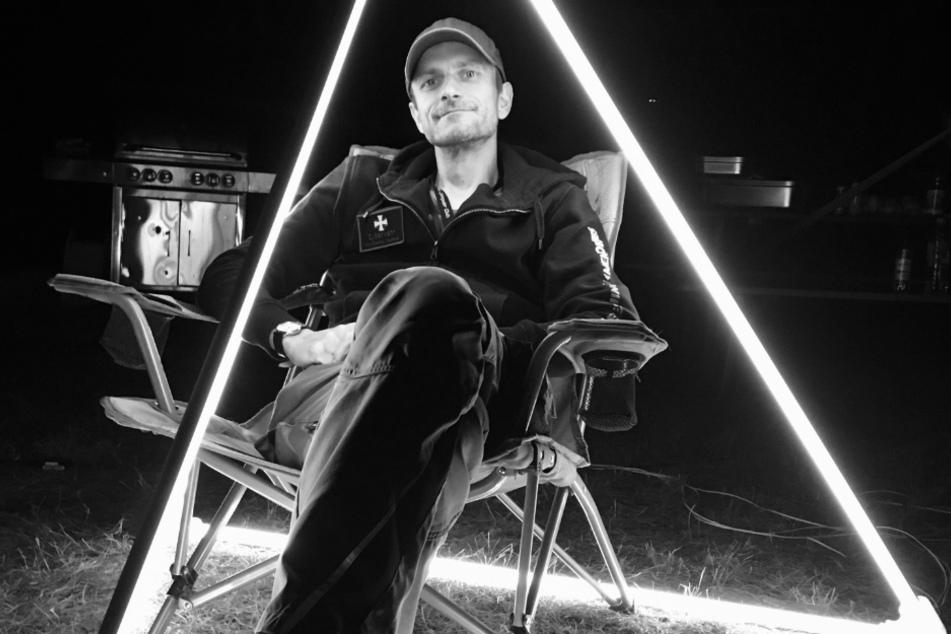 Künstler Stephan Kambor (41) hofft, dass die Drucke wieder auftauchen.