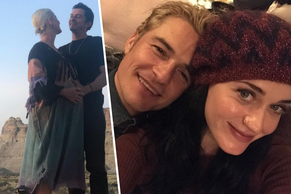 Did Orlando Bloom put a ring on it? Katy Perry photo sparks rumors