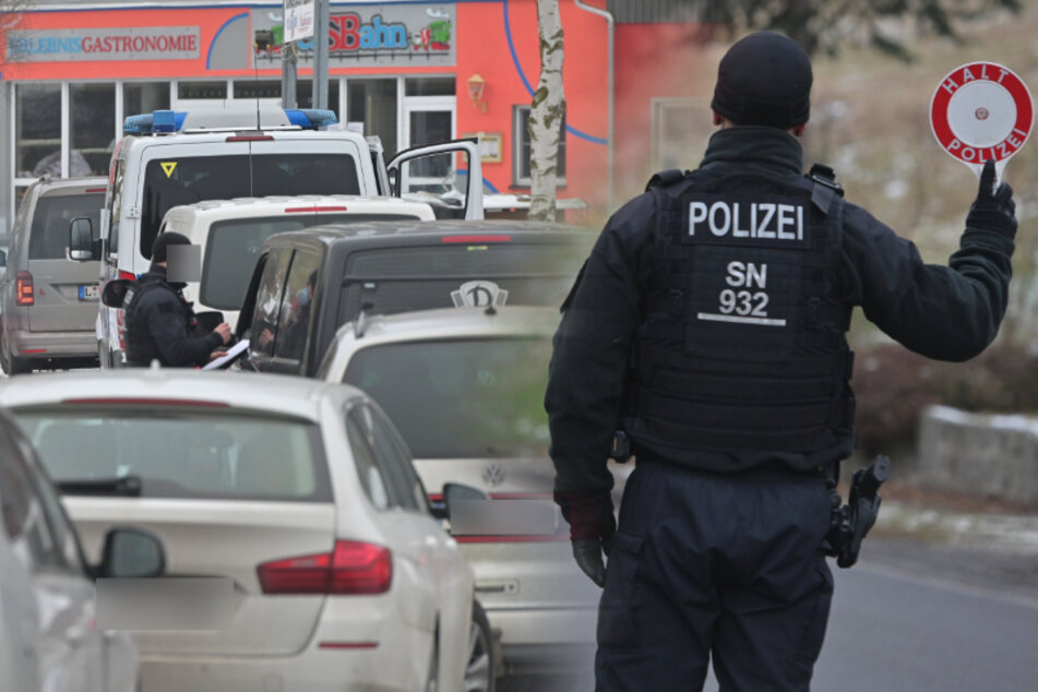 Mega-Ansturm auf Seiffen: Polizei schickt Touristen nach Hause!