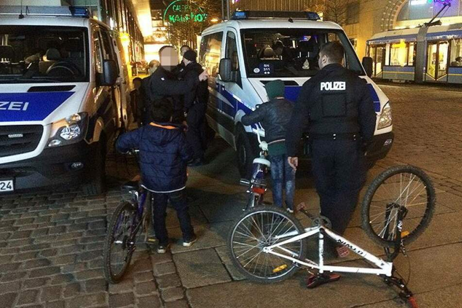 Polizeieinsatz weil Kinder zu wild spielten