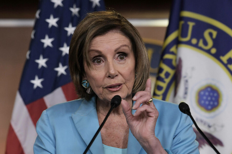 House Speaker Nancy Pelosi spoke on Thursday about the Supreme Court ruling to uphold the Health Care Law during her weekly press conference on Capitol Hill.