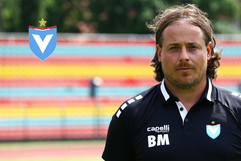 Aufsteiger rockt die Liga, aber Trainer Muzzicato tritt auf die Bremse: Viktoria noch nicht in 3. Liga angekommen