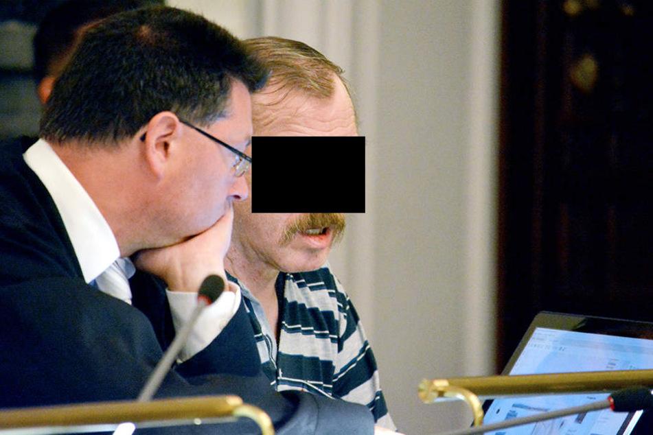 Helmut S. (61) wird der Mord 1987 an Heike Wunderlich vorgeworfen.