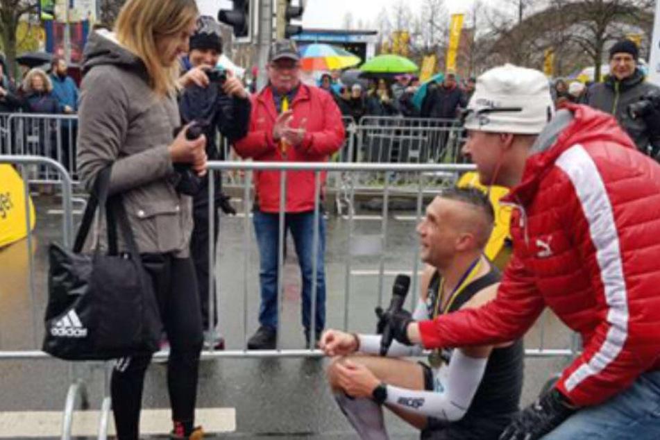 Leipziger siegt beim Marathon! Die Herzen gewinnt jedoch ein Anderer