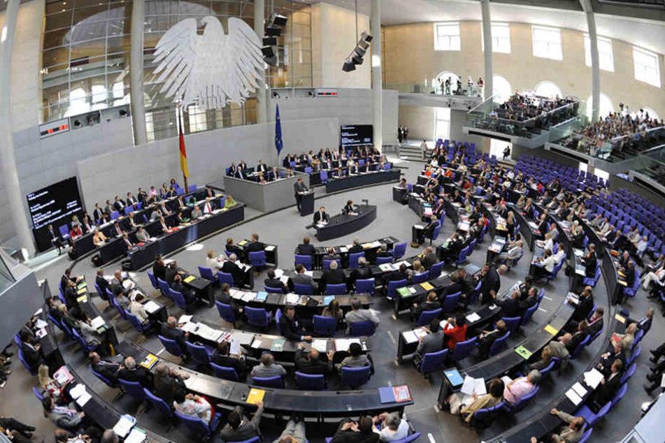 Die AfD hat 92 von 709 Sitzen - rund 12 Prozent - im Bundestag.