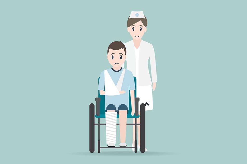 Vorm Schaden klug sein: Mit einer Auslandsreise-Krankenversicherung ist man auch im EU-Ausland auf der sicheren Seite.