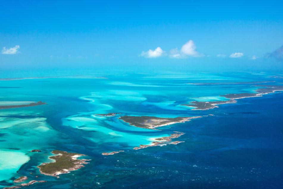 Blick auf die Bahamas.