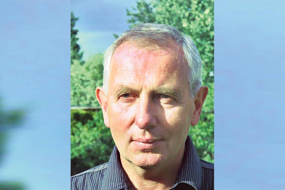 Gerhard Förster ist Vizepräsident des Sächsischen Landesbauernverbandes und Vorsitzender der Agrargenossenschaft Kreinitz.