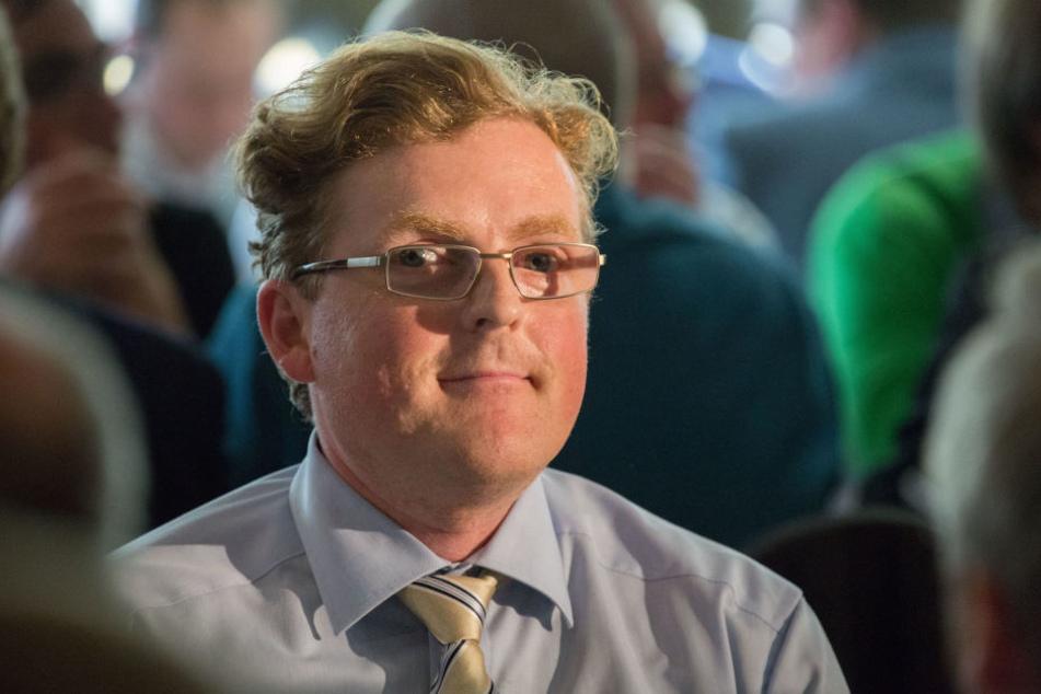 Arvid Samtleben wurde vor den Landtagswahlen 2014 von der eigenen Partei geschasst.