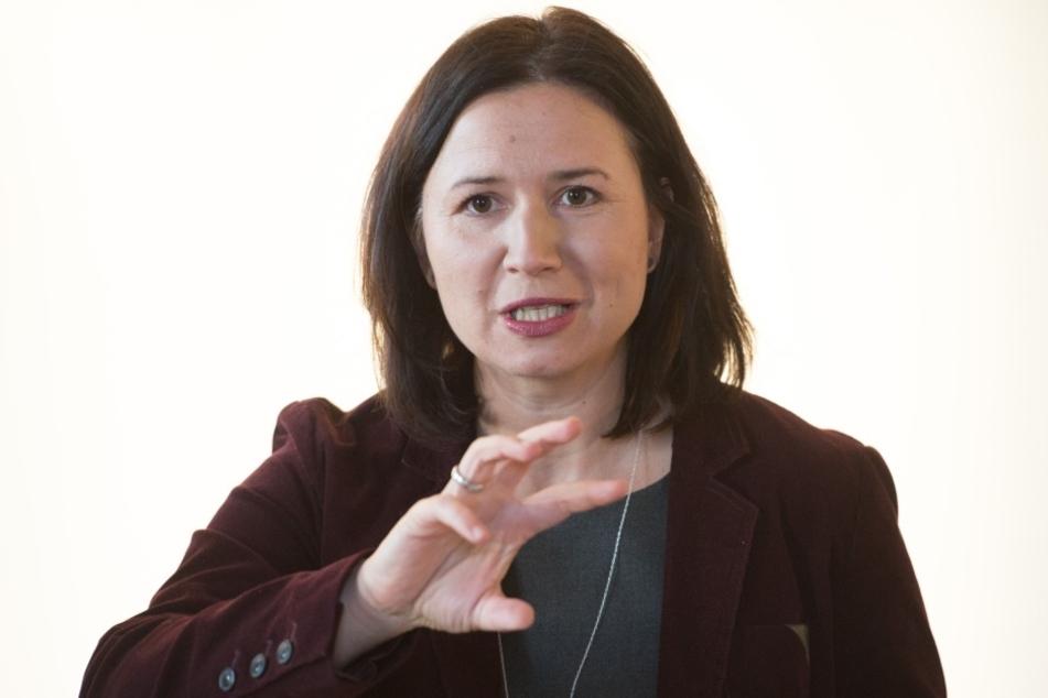 Umweltministerin Anja Siegesmund (Grüne) fordert mehr Mitsprache für Anwohner.