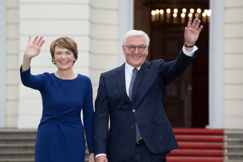 Bundespräsident Frank-Walter Steinmeier wird im Dezember nach Thüringen kommen.