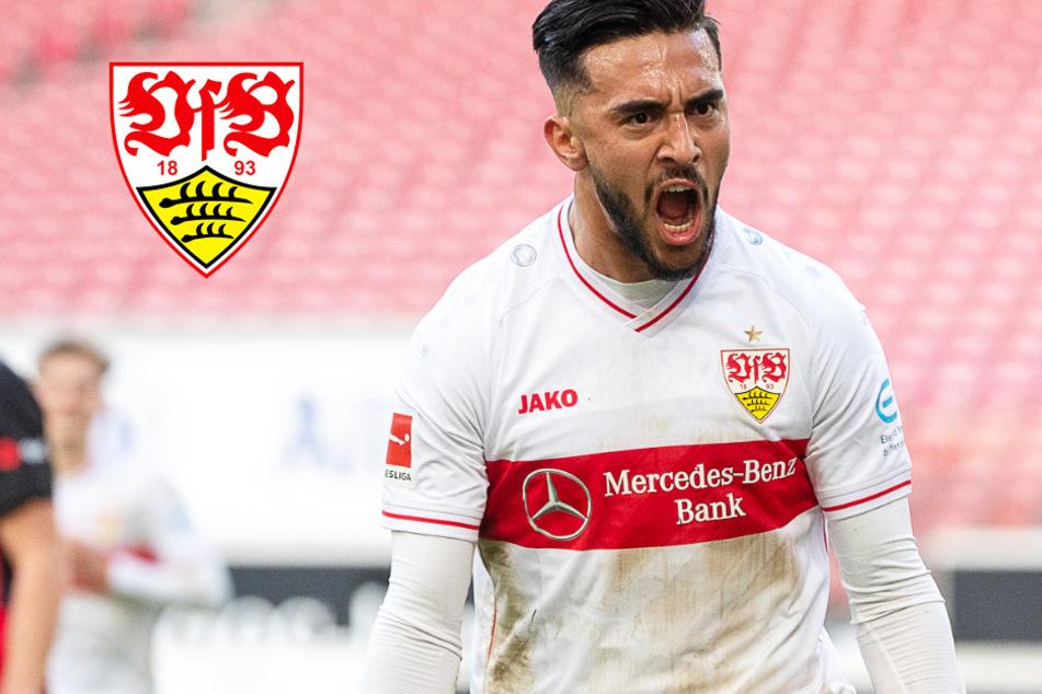 Paukenschlag beim VfB! Nicolas Gonzalez verlängert seinen Vertrag