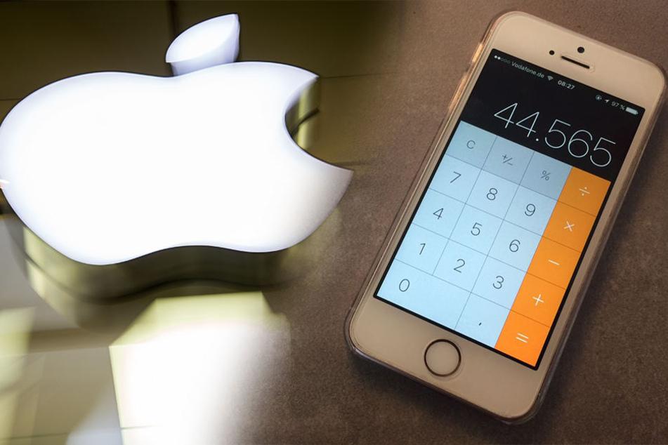 Diese Taschenrechner-Funktion von Apple kanntet ihr bestimmt noch nicht.