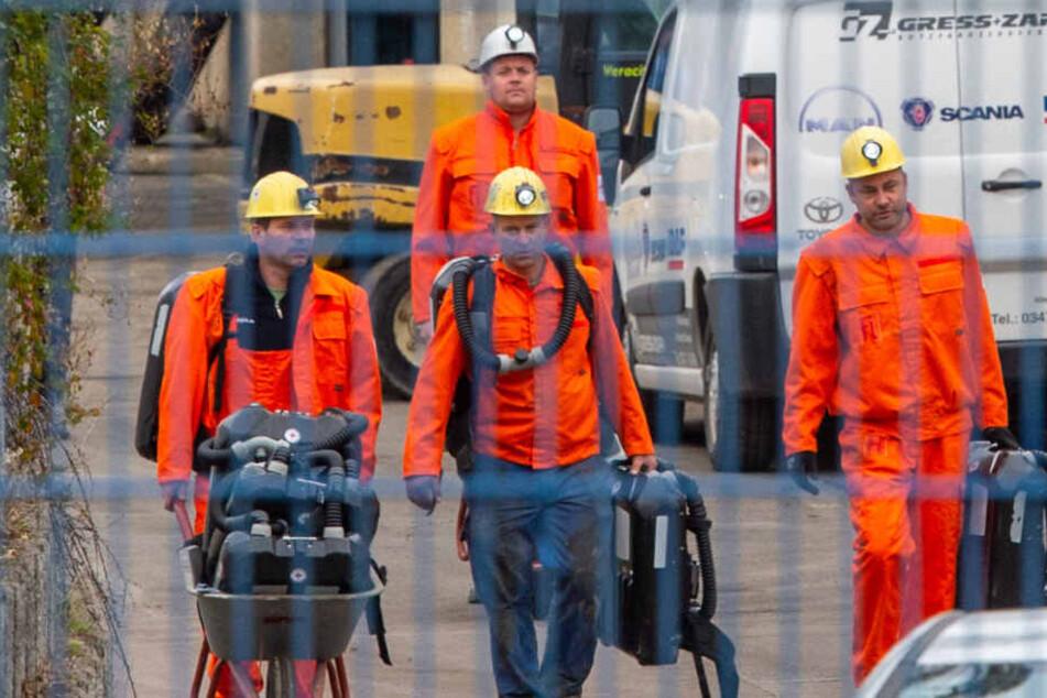 Grubenunglück in Teutschenthal: Das ist der aktuelle Stand der Ermittlungen