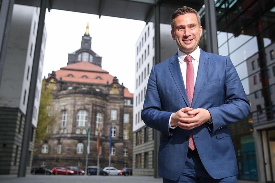 Martin Dulig (44, SPD)