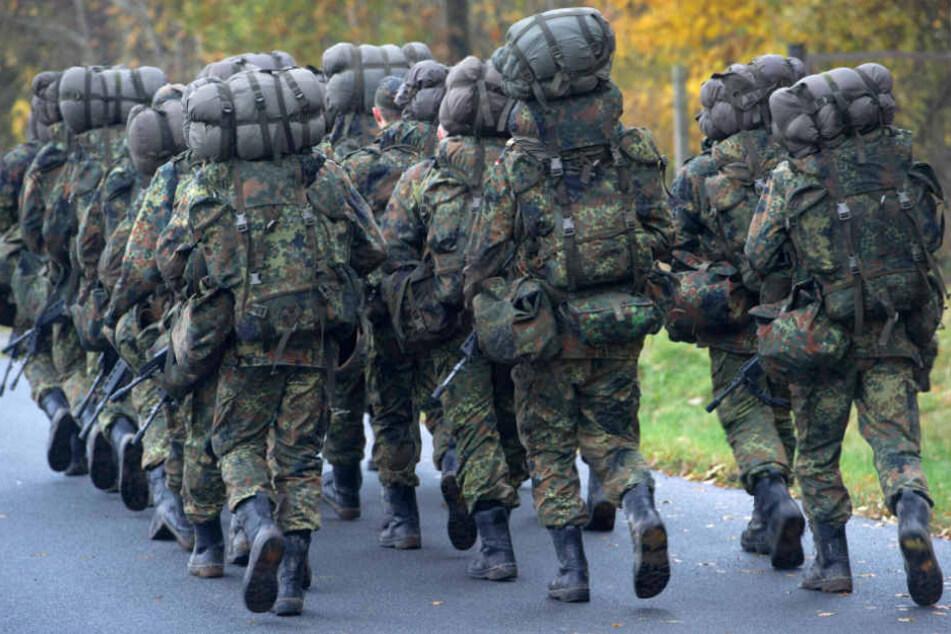 Gewollte Überforderung von Soldaten