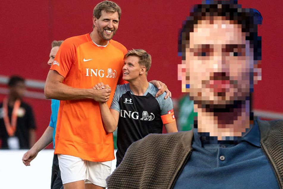 Kicken für den guten Zweck: BVB-Profi gesellt sich zu Nowitzki und Mick Schumacher hinzu