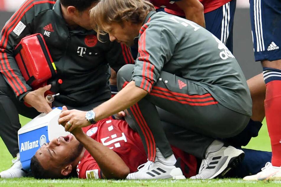 Corentin Tolisso droht dem FC Bayern München verletzt lange zu fehlen.