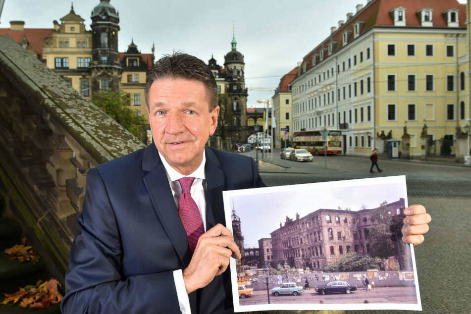 Vom Liebesnest zum Grandhotel: Die Geschichte des Taschenbergpalais