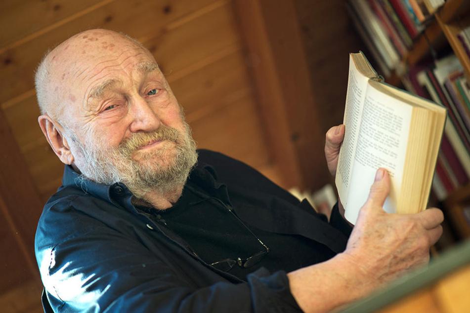 Rolf Hoppe (†87) schrieb Filmgeschichte.