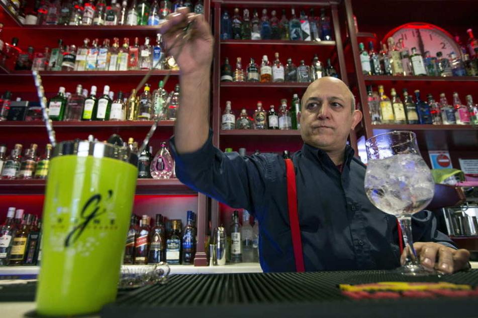 Cooles Sommergetränk: Gin Tonic löst keine Heuschnupfen-Symptome aus.