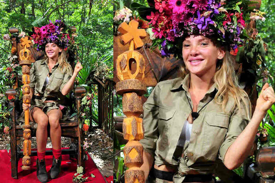 Evelyn Burdecki (30) ist Dschungelkönigin 2019. Für ihr weiteres Leben hat die Blondine ambitionierte Vorhaben.