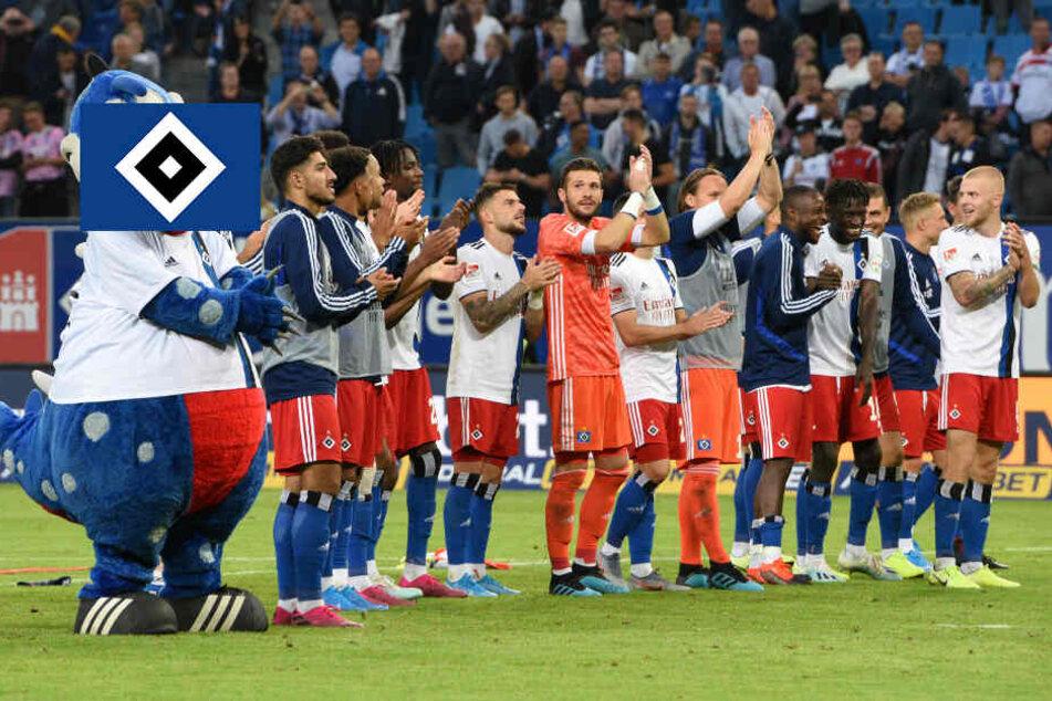 HSV feiert Sieg dank Hinterseer und doch hat einer was zu meckern