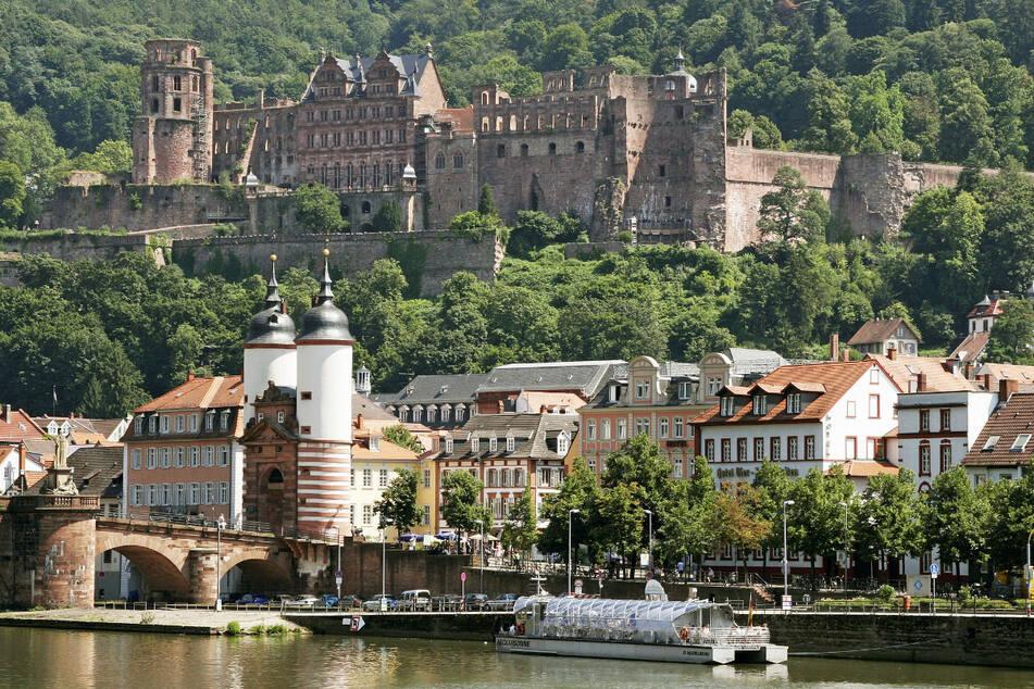 Blick auf die Heidelberger Altstadt und das Schloss. (Archiv)