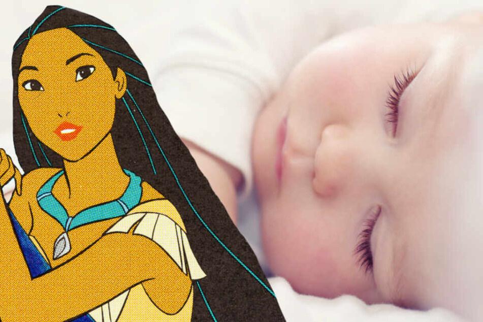 """Eltern geben ihrem Baby den Vornamen """"Pocahontas"""""""