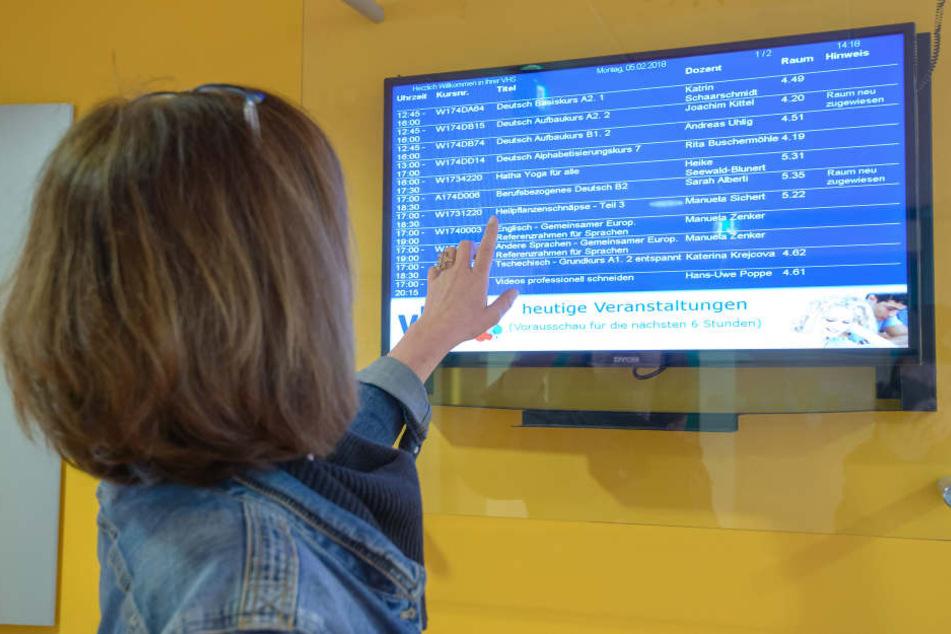 Die Volkshochschule Chemnitz bietet wieder die Qual der Wahl. Ab heute ist das Programm des neuen Sommersemesters online.
