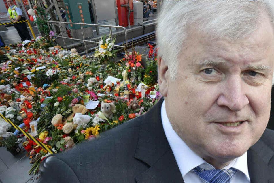 Nach Drama am Frankfurter Hauptbahnhof: Seehofer will Grenzkontrollen zur Schweiz einführen