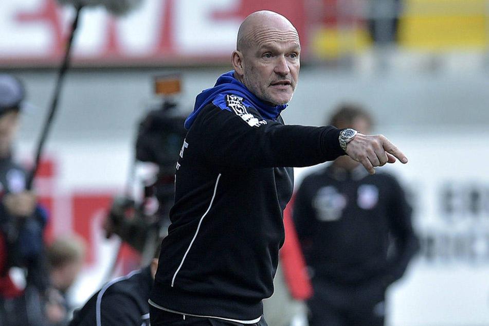 Stefan Emmerling will gegen den Chemnitzer FC mehr Tore sehen.