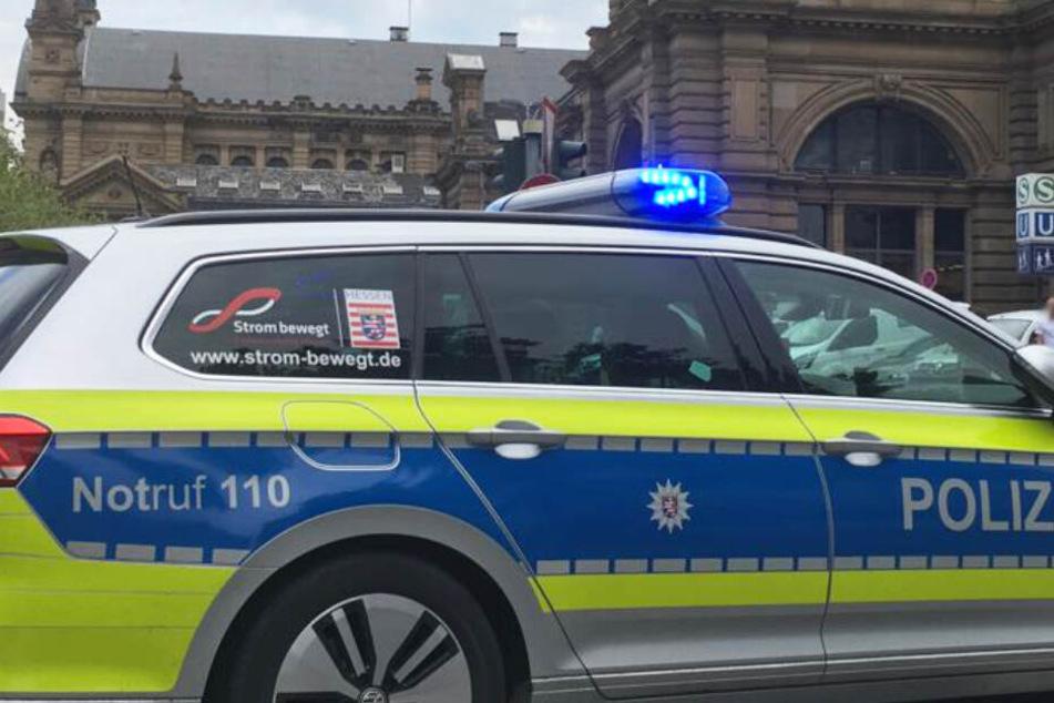 Großer Polizei-Einsatz: Hauptbahnhof Frankfurt komplett gesperrt